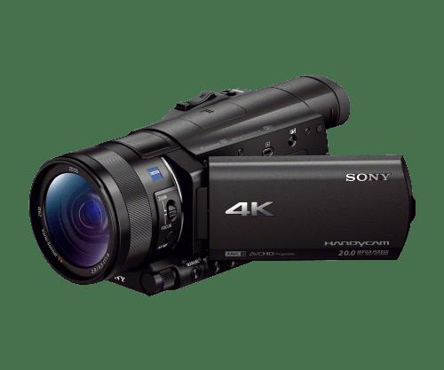 Top 10 Cameras FDRAX100
