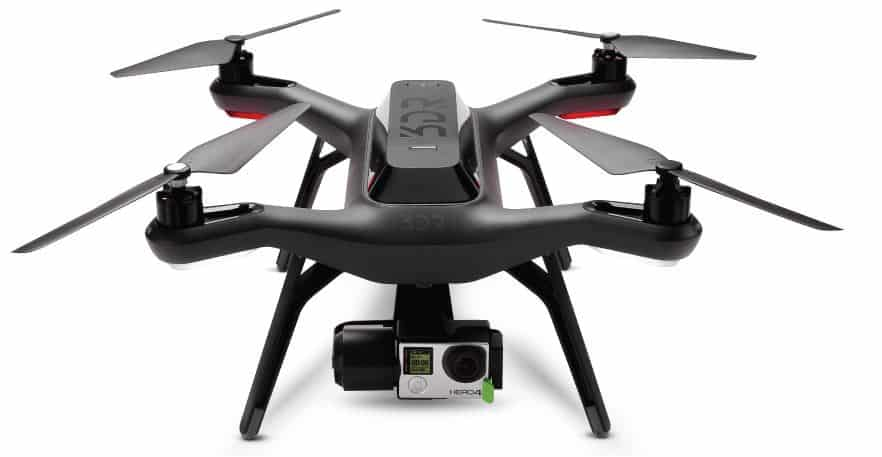 3DR Solo with 4K GoPro, 3DR camera drone, 4K camera drones