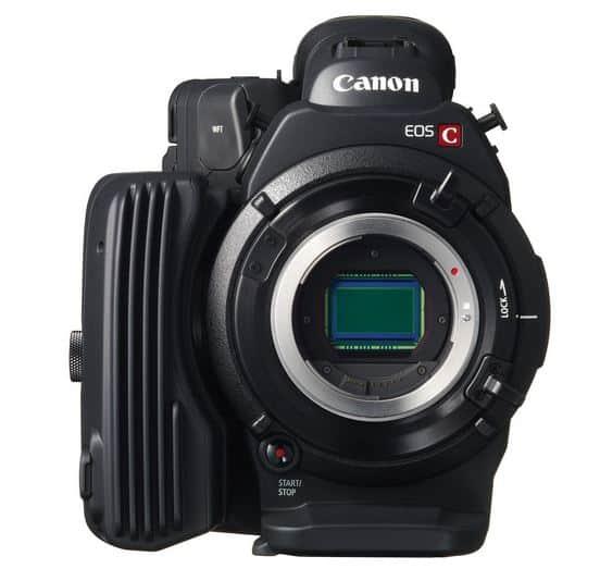 Canon EOS C500 4K Cinema, 4K camcorders