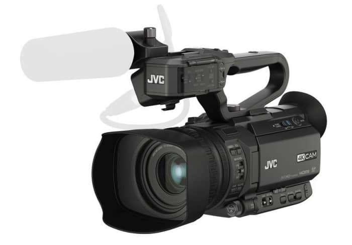 JVC GY-HM200, 4K camcorders
