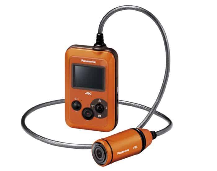 Panasonic HX-A500E, 4K action camera, 4K sports camera,
