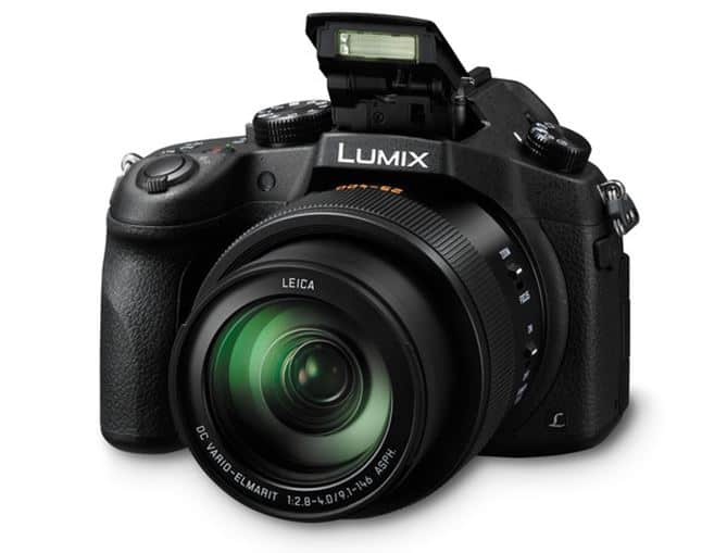 Panasonic Lumix DMC-FZ1000 , digital camera, 4K camera