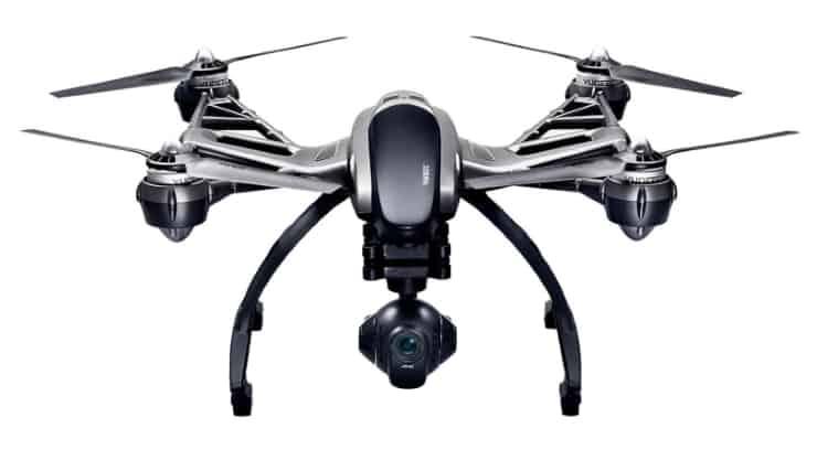 YUNEEC Q500, 4K quadcopter, 4K camera drone, 4K drone