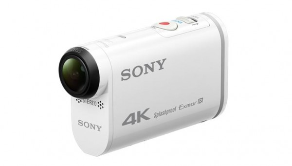 Sony FDR X1000V, 4K action camera, sports camera