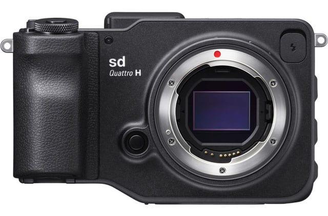 Sigma SD Quattro H, mirrorless cameras, Sigma cameras