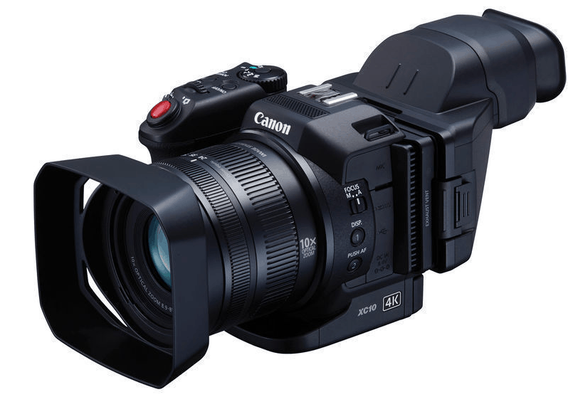 Canon XC10, XC10, Canon professional camcorder, 4K procamcorders, 4K camcorders