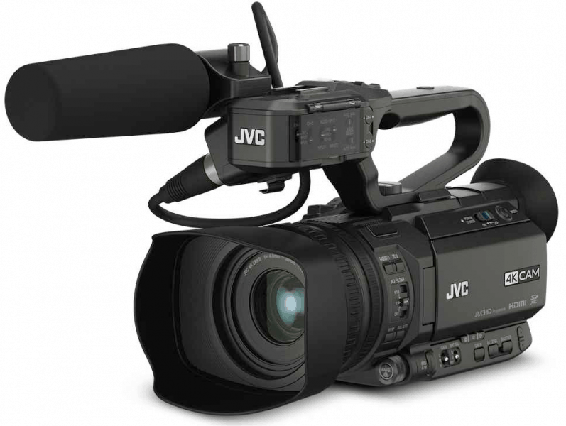JVC GY-HM170, 4K camcorders, 4K prosumer camcorder, 4K consumer camcorders