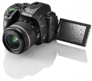 Pentax K-70: Rugged Outdoor DSLR Camera from Ricoh
