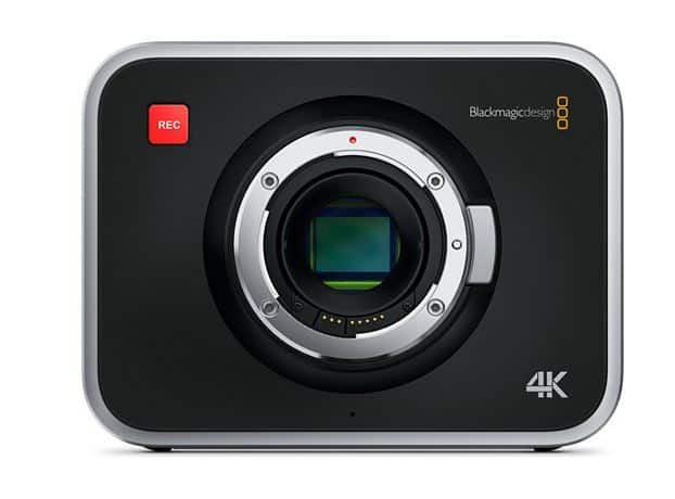 BlackMagic Design Production Camera 4K, 4K camcorders