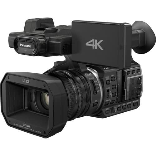 Panasonic HC-X1000, 4K Camcorders