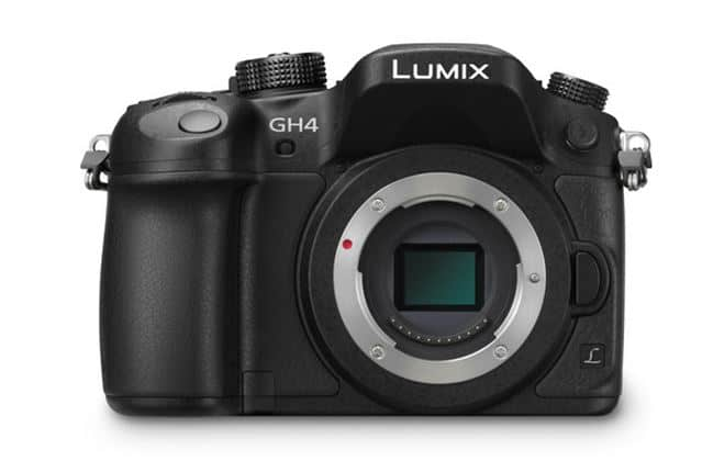 Panasonic LUMIX DMC-GH4, 4K Camera, LUMIX GH4