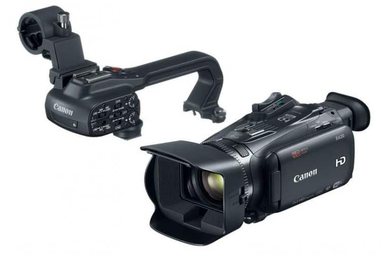 Canon procamcorders, 4K camcorders, Canon camcorder review