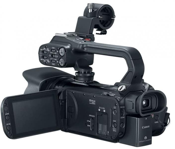 Canon XA30 review, XA30 features, XA30 camcorder