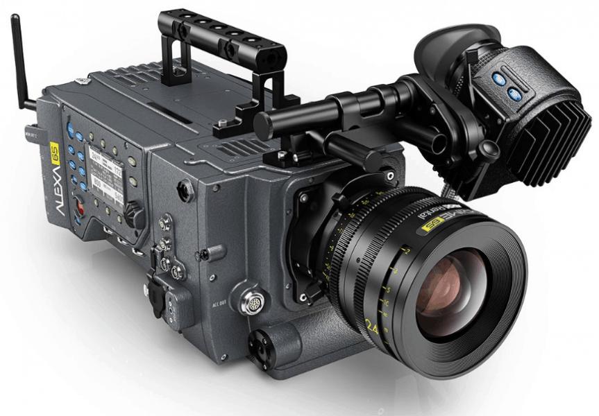 ARRI Alexa 65, 65 mm format, 6K camera