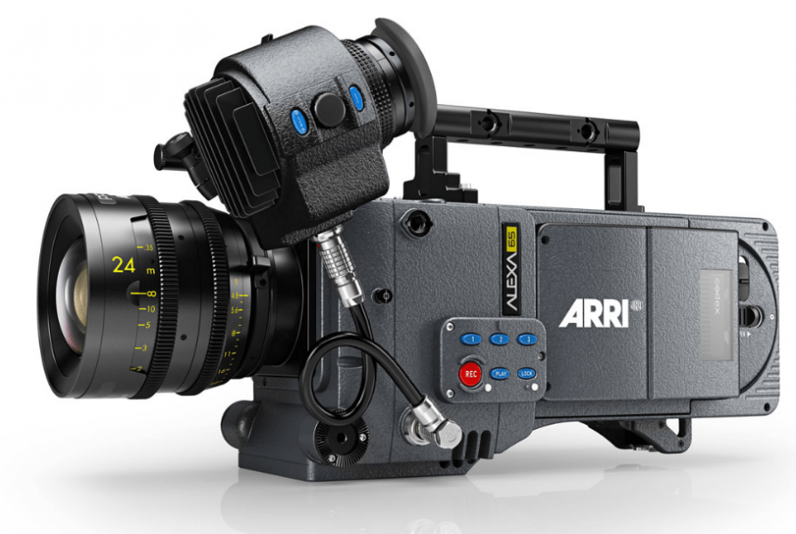 Alexa 65, 6K cinema camera, filmmakers camera